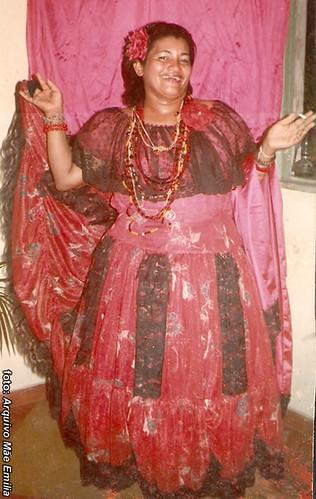 Festa para a Cigana; ainda em Mãe Nazaré.