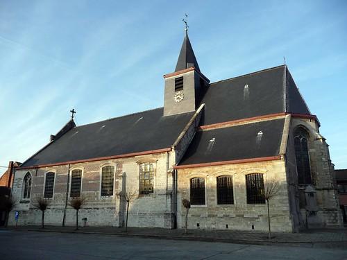 Sint Martinuskerk Denderbelle