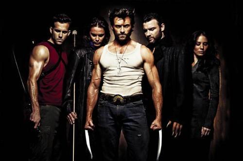 X-Men Orígenes Lobezno por ti.