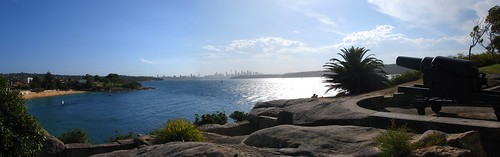 Another Sydney view from Watsons Bay