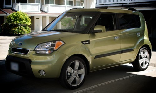 2010 Kia Soul car tech - johnbiehler com