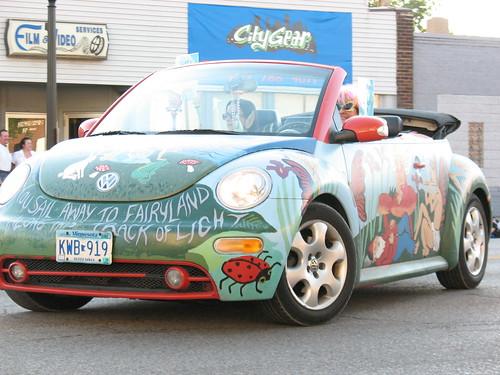 Fairyland Art Car