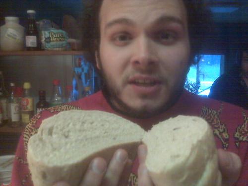 Jacob baked bread