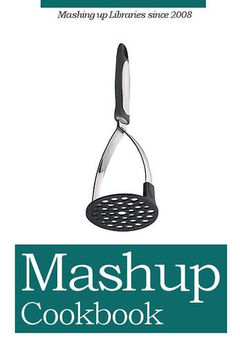 Mashupcookbook by Dave Pattern