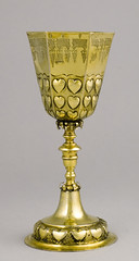 Kiddush cup for marriage, Breslau