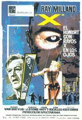 1963 _El hombre con rayos X en los ojos