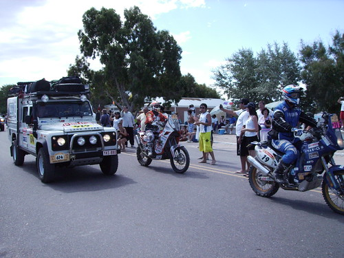 Dakar Rally Puerto Madryn