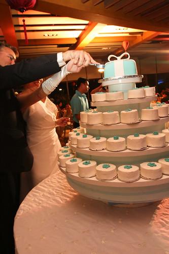 Wedding Cake by Joy San Gabriel