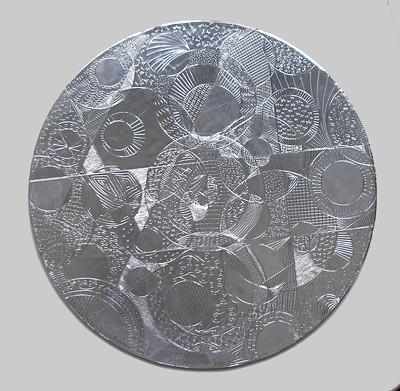 art on record #1, work in progress (c) Lynne Medsker