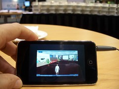 ipod touch at edaust09