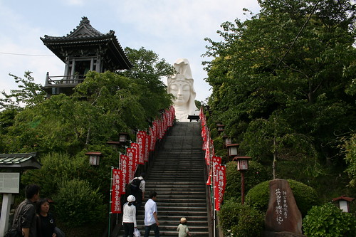 Kannon overlooks Ofuna