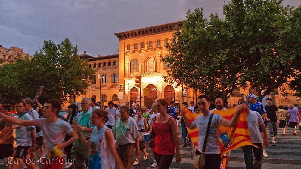 Todos a la Plaza de España