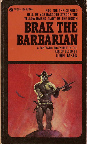 Brak the Barbarian (1968)