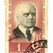 Romania Postage Stamp: Jean Sibelius