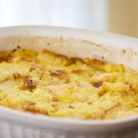 Baked Pineapple Casserole