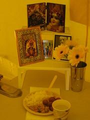 Our dear altar