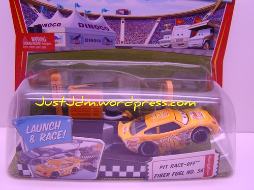 Disney CARS Fiber Fuel Launcher