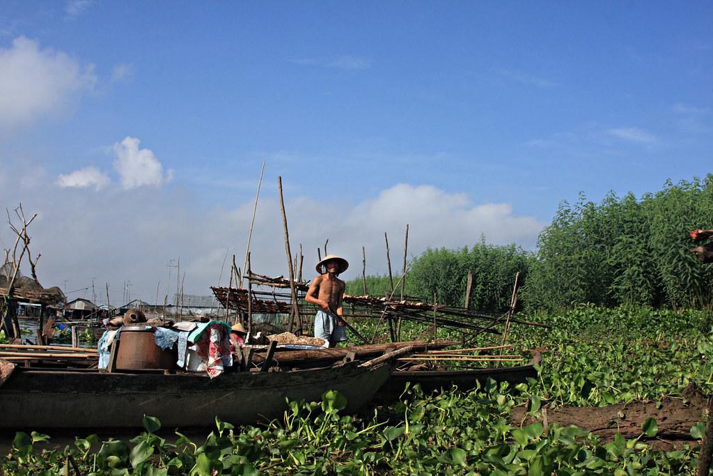 Mekong Delta, Cau Doc