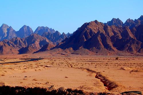 Tribute to the Mountain #2: Sinai
