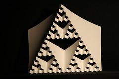 Fractal Paper Art