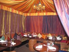 Sultan's Tent