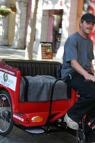 Pedicab Patrick