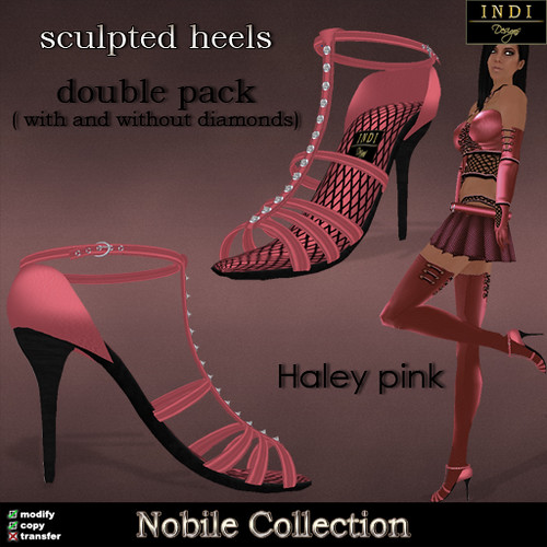 "Nobile ""Haley"" heels"