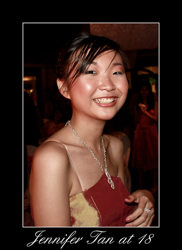 Jennifer Tan's Debut
