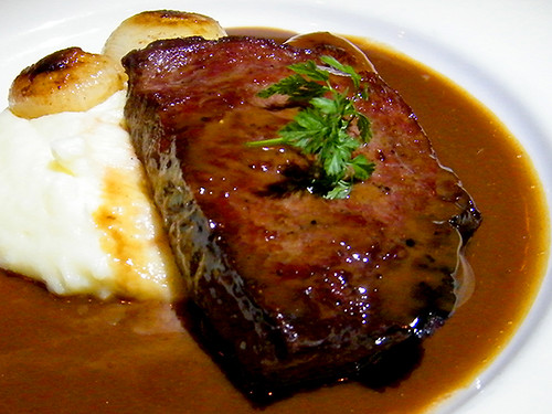 Flatiron Steak at Animal, MyLastBite.com