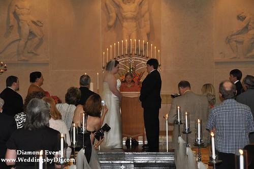 War Memorial Chapel Ceremony