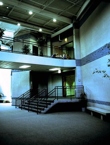 Beasley Elementary School Atrium