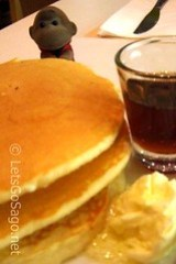 Flapjacks One Peso Pancakes with Sago