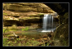Matthiessen Table Falls 3