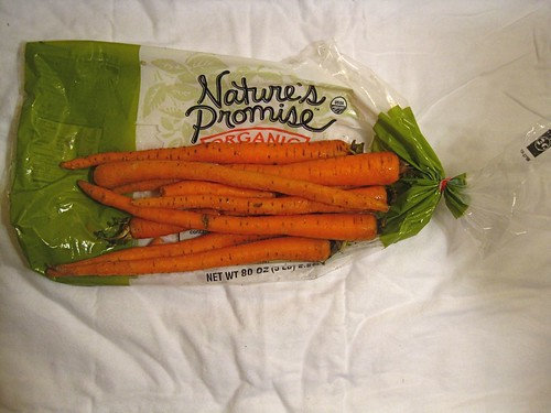 Do Not Buy These Carrots