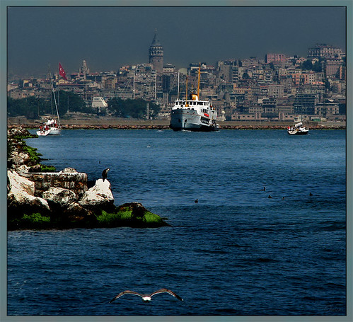 Istanbul Life... by Onur....