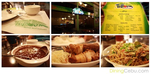 Filipino Restaurant in Cebu - Tsiboom by Jeffroger Kho 'Fedge' Photography