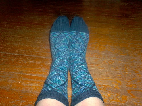 Lucky Diamond Socks