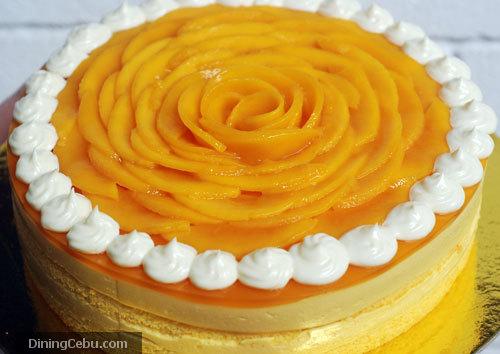mango mousse cake kusina habana