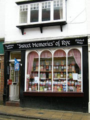 Sweet shop in Rye