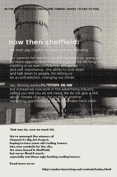 GO SHEFFIELD: