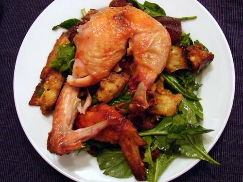 Dinner:  January 17, 2009