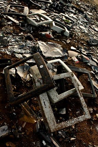 Broken into pieces by rvibek.