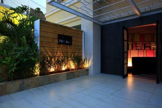 01 Nisha Acapulco - Entrance Design