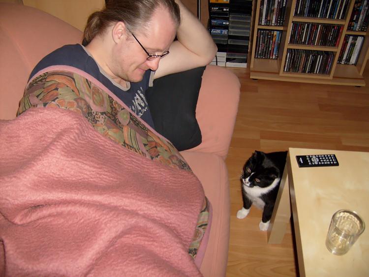 Moritz Day # 335 / 365 02. Februar 2009