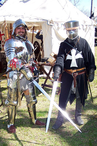 Crossed Swords by One lucky guy, on Flickr