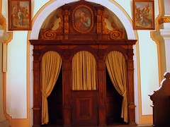 Beichtstuhl - confession booth