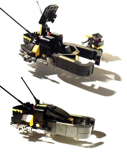 LEGO NBT Scarab