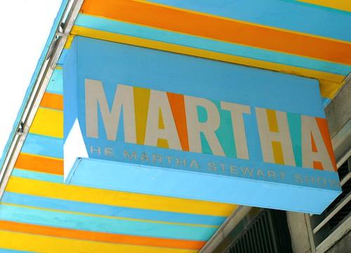 Martha Stewart Show Studio