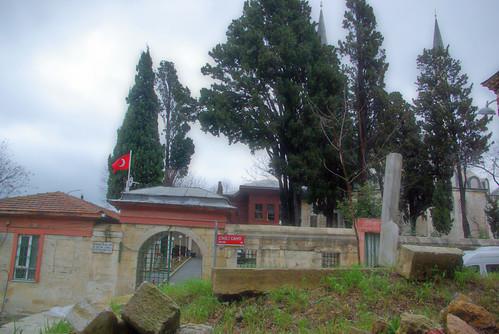 Validei Atik Mosque, Eski Valide Camii, Üsküdar, İstanbul, Pentax K10d