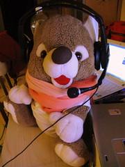 Il regista di Radiosglaps.